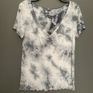 AEO Soft and Sexy T Tie Dye